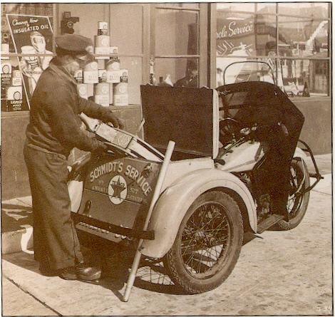 1934 g servi car