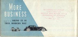 1934 Brochure-Front Cover