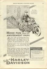 1930 Ad - More Fun than an Amusement Park
