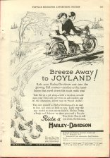 1931 Ad - Breeze Away to Joyland