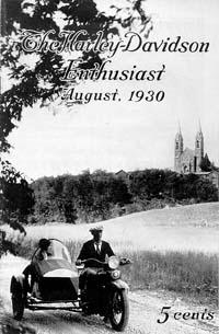 Enthusiast August 1930