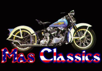 Mas Classics Vintage Motorcycle Parts